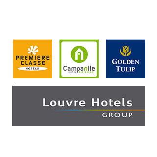 Logo - Louvre Hotels Group